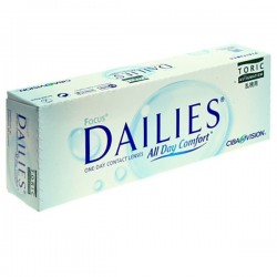 Focus Dailies Toric 30 szt.