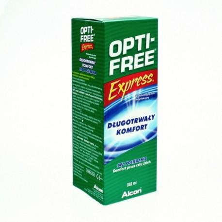 OPTI-FREE Express 355 ml. WYSYŁKA 24H