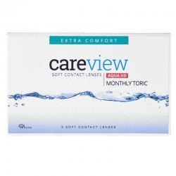 Careview Monthly Aqua HD Toric 1 szt. NOWOŚĆ
