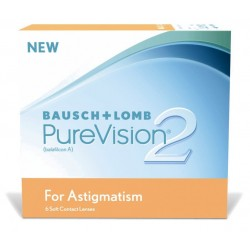 Purevision 2 HD Toric for Astigmatism 3 szt.