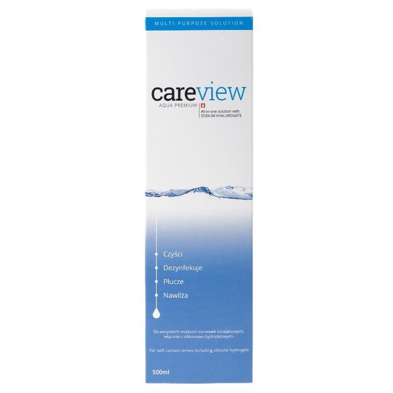 Careview Aqua Premium 500ml WysyŁka 24h Taniesoczewki