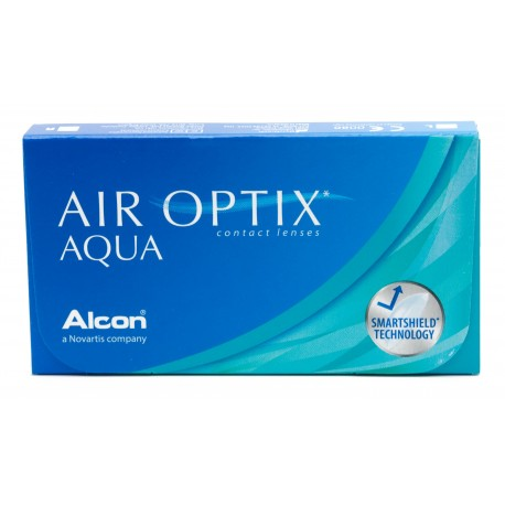 Air Optix Aqua 3 szt. wysyłka 24h