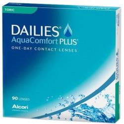 Dailies Aqua Comfort Plus Toric 90 szt.