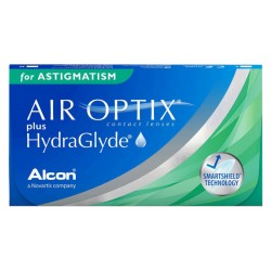 Air Optix® PLUS HydraGlyde® for Astigmatism 3 szt.