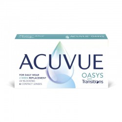Acuvue Oasys with Transitions 6 szt.